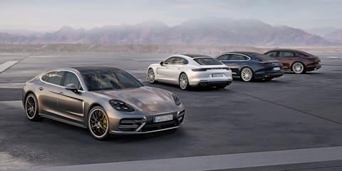 2017 Porsche Panamera and Panamera 4 on sale in Australia: New entry option hits local range