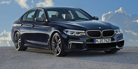 2017 BMW M550i xDrive:: M5-beater detailed, but don't get your hopes up