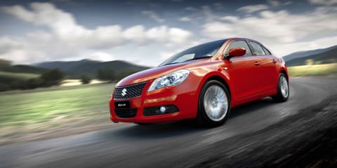 Suzuki Kizashi Pricing & Specifications