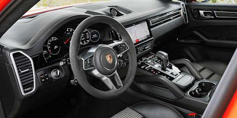 2020 Porsche Cayenne Coupe unveiled