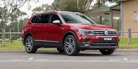 2018-19 Volkswagen Tiguan Allspace recalled