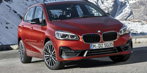 2018 BMW 2 Series Active Tourer pricing and specs