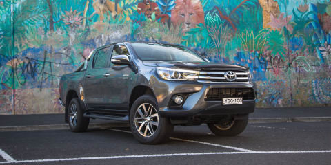I didn't want to buy a Toyota HiLux. But I did.