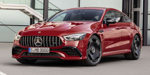 Mercedes-AMG GT 43 4-door revealed