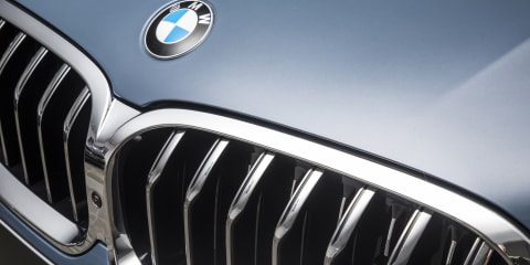 The mysterious origins of BMW's 'kidney' grille