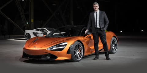 Rob Melville to lead McLaren design, Stephenson rumoured for Mini return