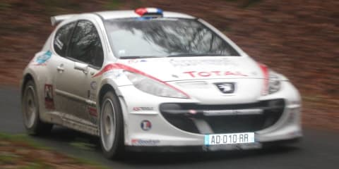 Evans' French IRC test a success