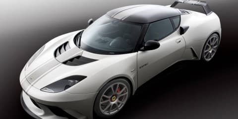 Lotus Evora GTE Road Car Concept to be unveiled this week