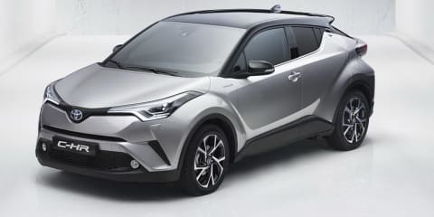 2017 Toyota C-HR revealed, Australian debut on the cards
