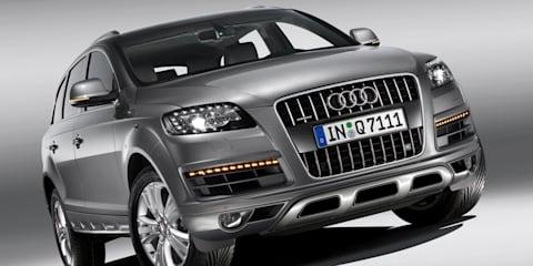 2010 Audi Q7 revealed