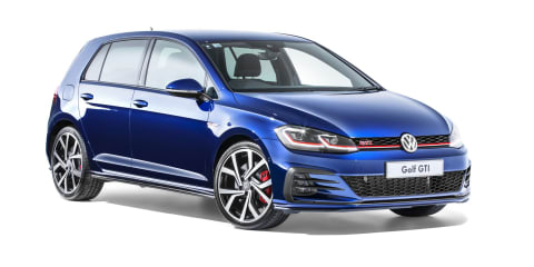 2019 Volkswagen Golf GTI pricing and specs