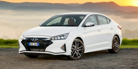 2019 Hyundai Elantra Sport, Sport Premium pricing and specs