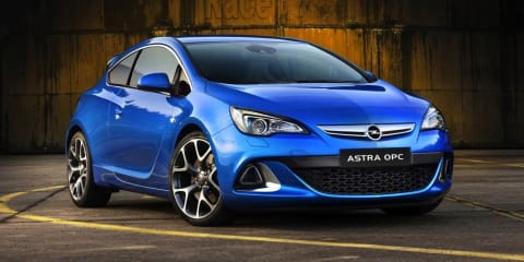 Opel Astra OPC hot-hatch priced at $42,990