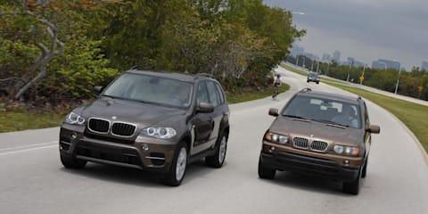 BMW X5 reaches millionth production milestone