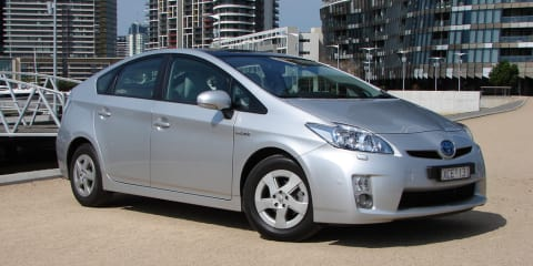 Toyota Prius Review & Road Test