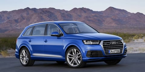 Audi Q8 'coupe' on the way