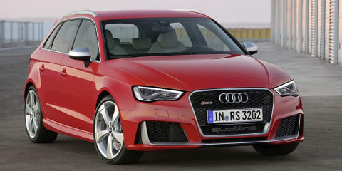 2016 Audi RS3 Sportback pricing and specifications for Australia