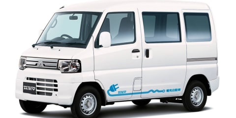 Mitsubishi Minicab-MiEV under consideration for Australia