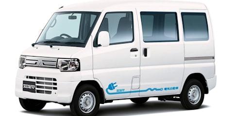 Mitsubishi Minicab-MiEV under consideration for Australia