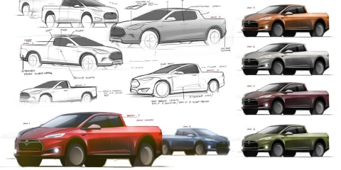 Tesla pickup reveal set for November 21