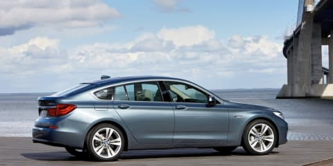BMW 5 Series Gran Turismo released