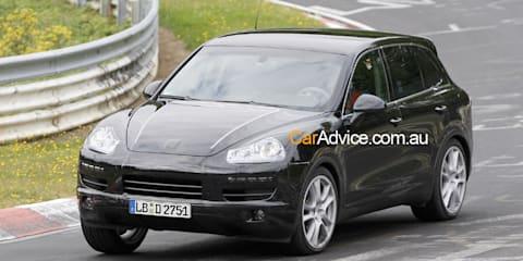Spied: 2011 Porsche Cayenne