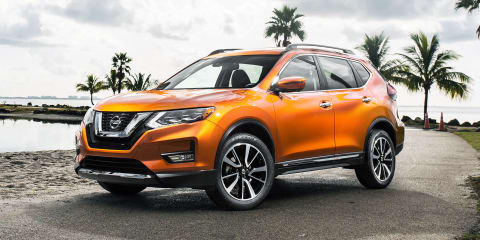 "2017 Nissan X-Trail facelift revealed for America, ""indicative"" of Australian look - UPDATE"