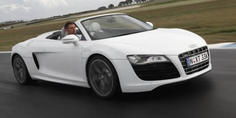 Audi R8 Spyder recalled over fuel leak: 37 Australian vehicles affected