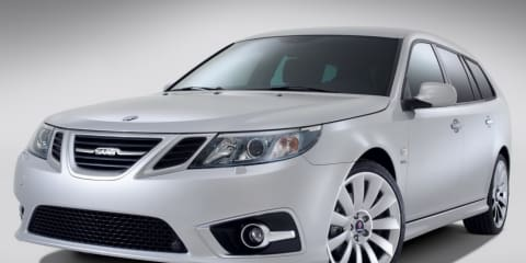 2011 Saab 9-3 Griffin range unveiled on Independence Day