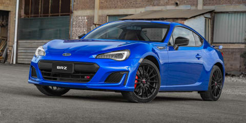 2018 Subaru BRZ pricing and specs