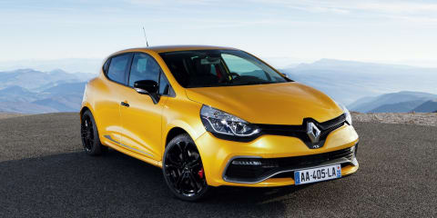 Renault Clio RS200: arriving earlier, priced from $28,790