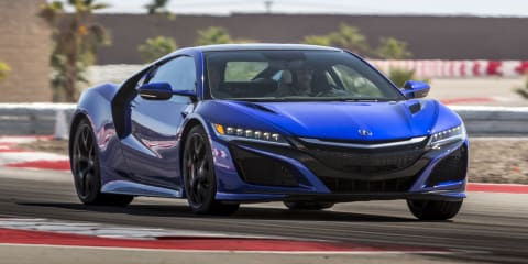 "2017 Honda NSX to be priced ""at the very premium end"" of the market"