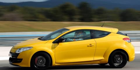 Renault Megane Renaultsport 250 specifications