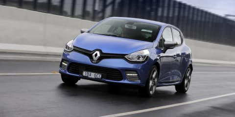 Renault Clio GT :: pricing and specifications