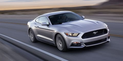 Ford Mustang: full gallery [updated]