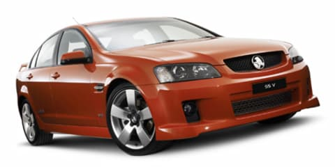 Holden VE Commodore Fuel Consumption
