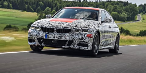 2019 BMW 3 Series review: Prototype drive