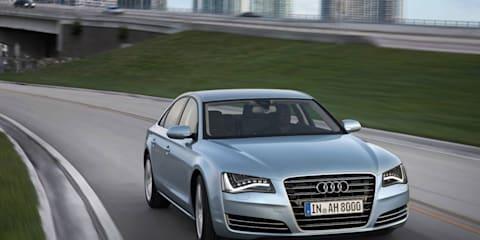 2012 Audi A8 Hybrid under consideration for Australia
