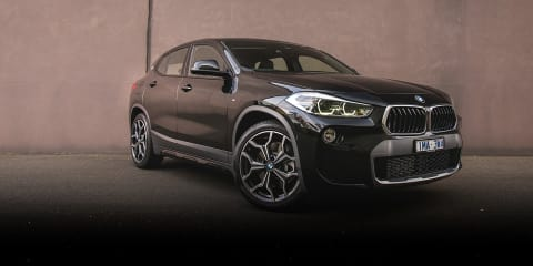 2018 BMW X2 xDrive20d review