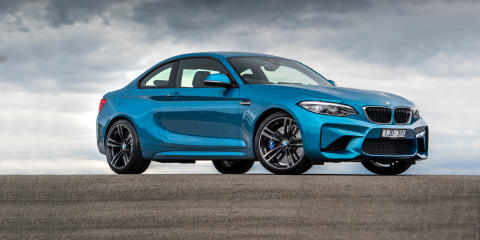 2018 BMW M2 LCI review