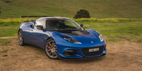 2018 Lotus Evora recalled