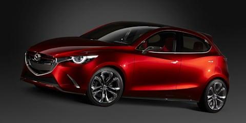 2015 Mazda 2 diesel engine details revealed