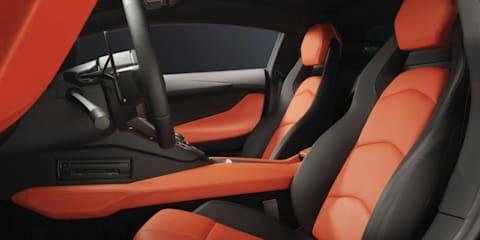 Lamborghini Aventador LP700-4 photos revealed before Geneva