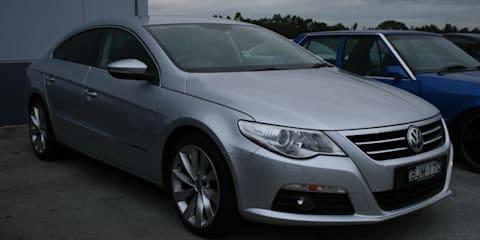 2009 Volkswagen PASSAT CC Review