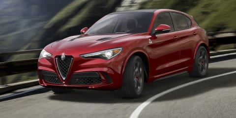 Alfa Romeo Stelvio Quadrifoglio pricing and specs