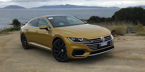 2018 Volkswagen Arteon review