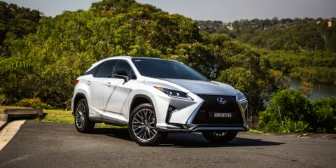 Lexus, Telstra trialling V2X communications in Victoria