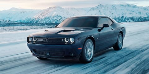 Dodge Challenger GT AWD:: all-paw muscle car launches, but only with a V6 engine