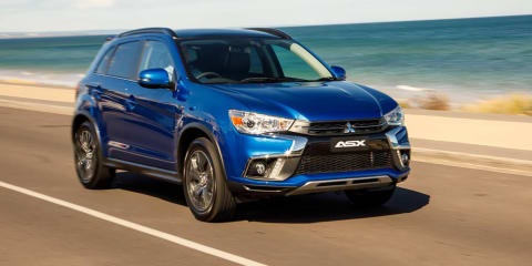 2018 Mitsubishi ASX pricing and specs