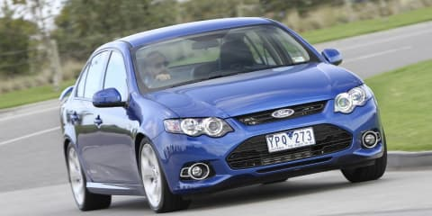 Ford Australia cuts 440 jobs, slashes production